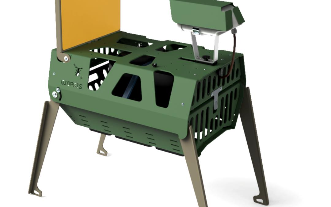 DIOPSIS insectencamera update mei 2021